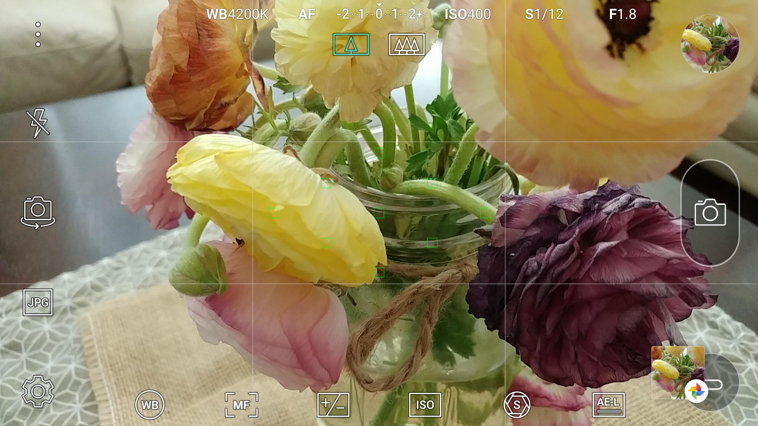 LG manual Camera