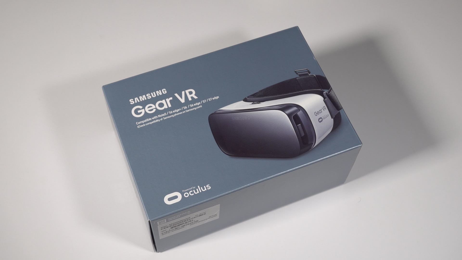 Samsung Gear VR Box
