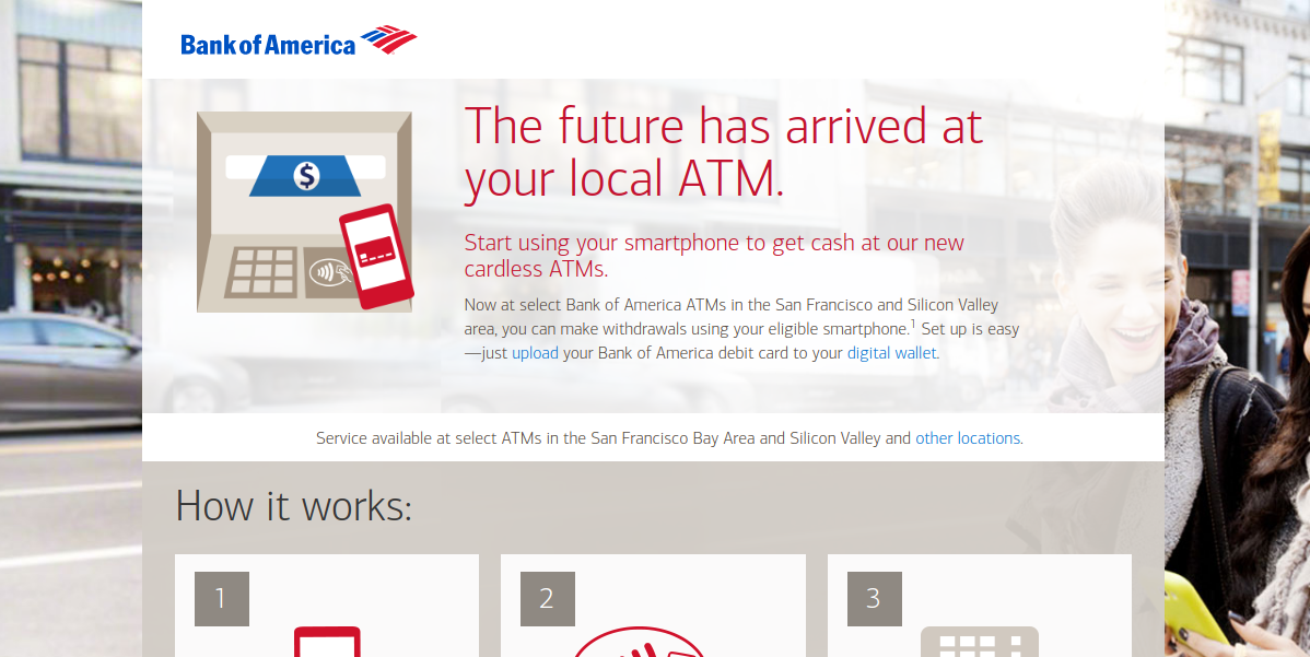 Android Pay can be used to withdraw cash from Bank of America ATMs -  9to5Google