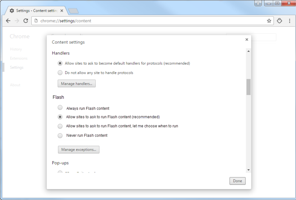 chrome-flash-settings