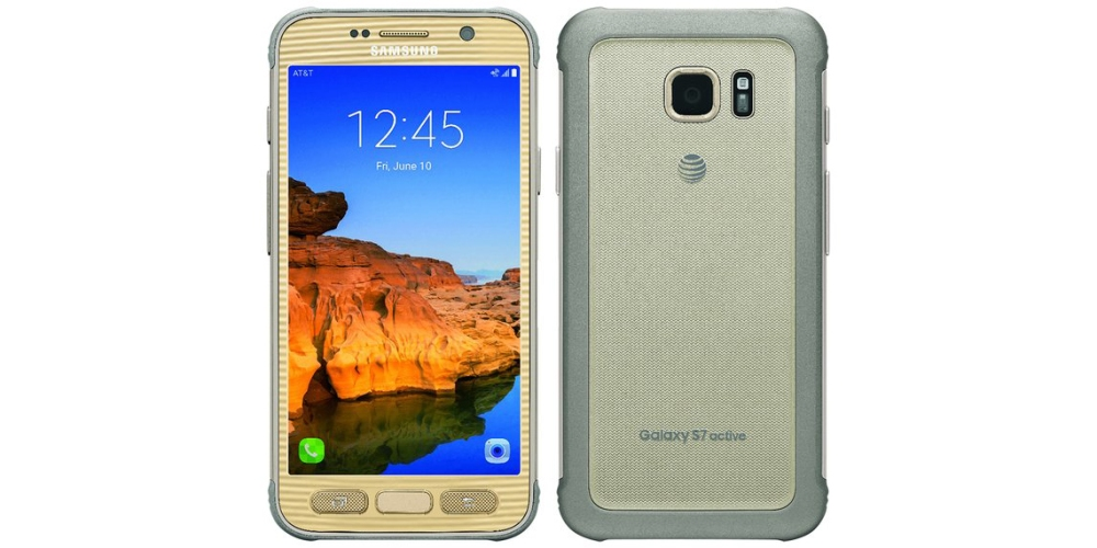 GS7 Active %22gold%22