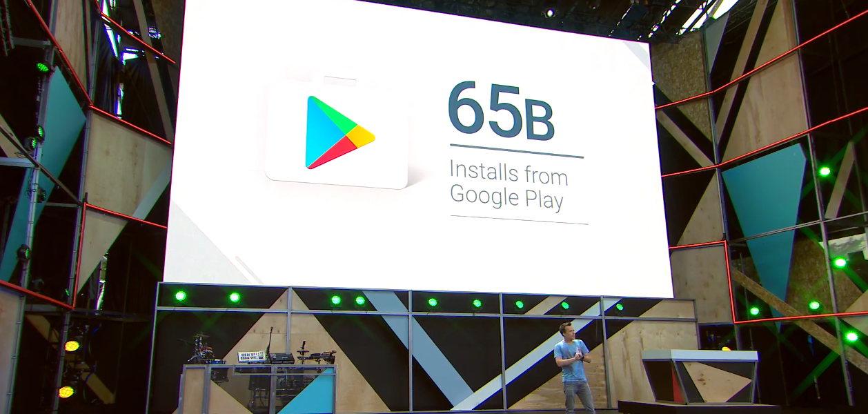 Installs from Google Play