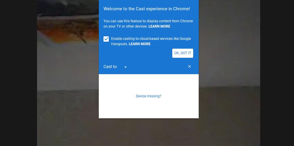 chrome-google-cast
