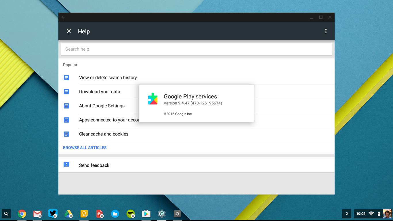 Hands-on: Chrome OS with Android apps makes for a worthy competitor