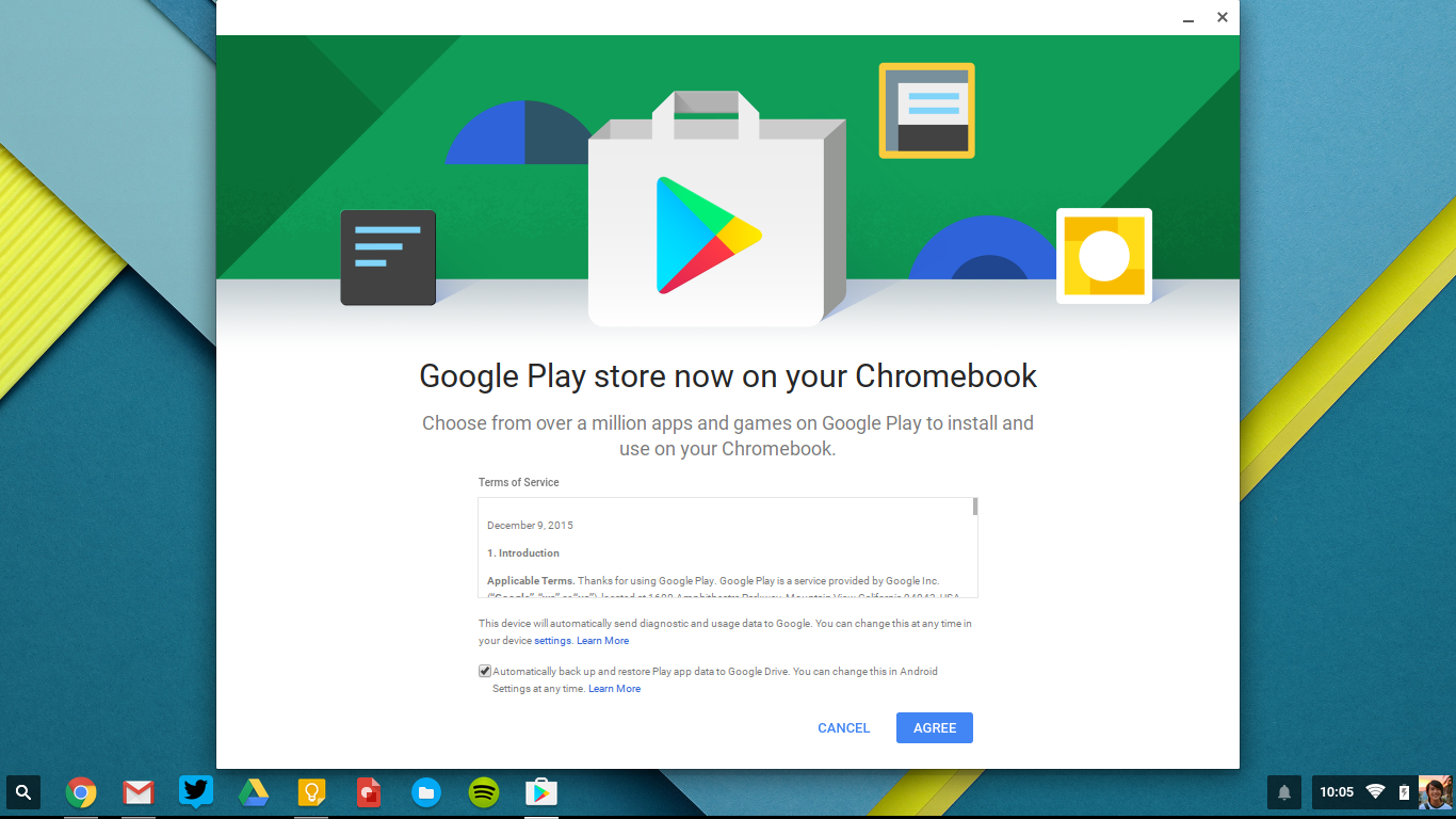 Hands-on: Chrome OS with Android apps makes for a worthy