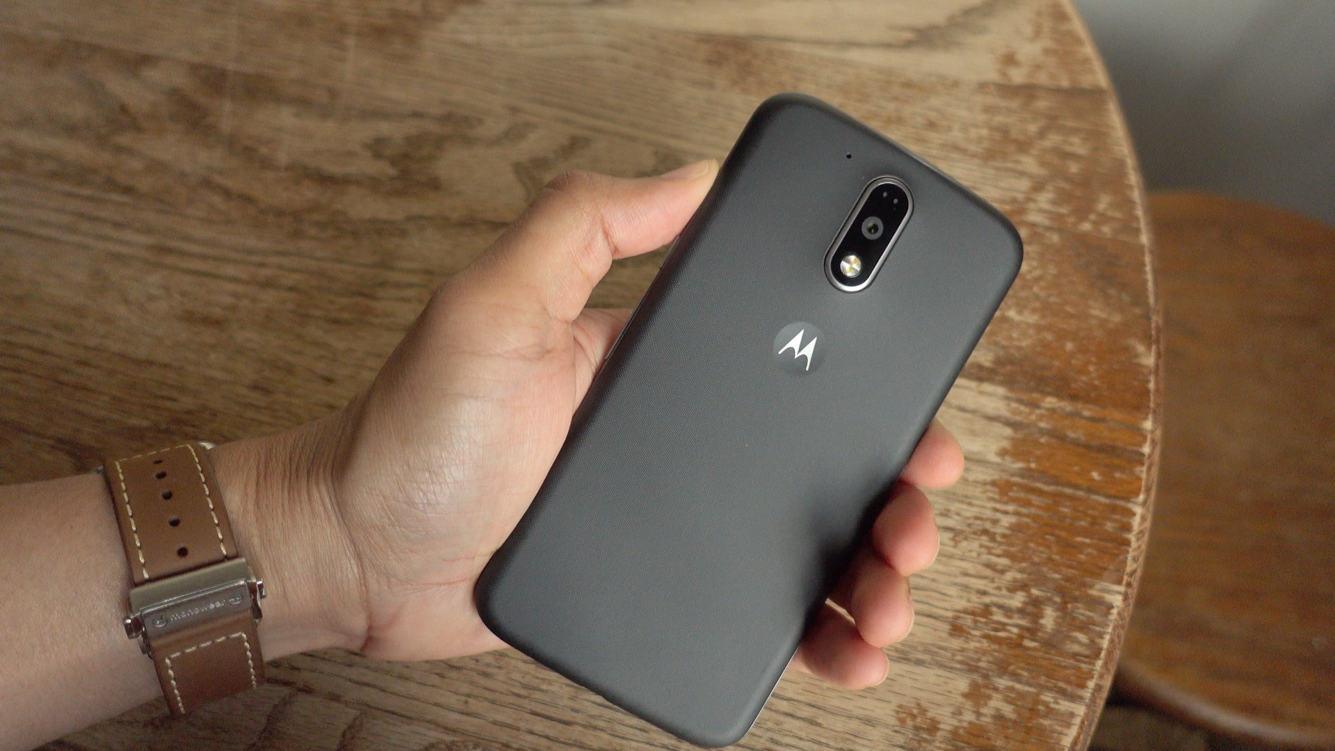 Moto G Rear Cover