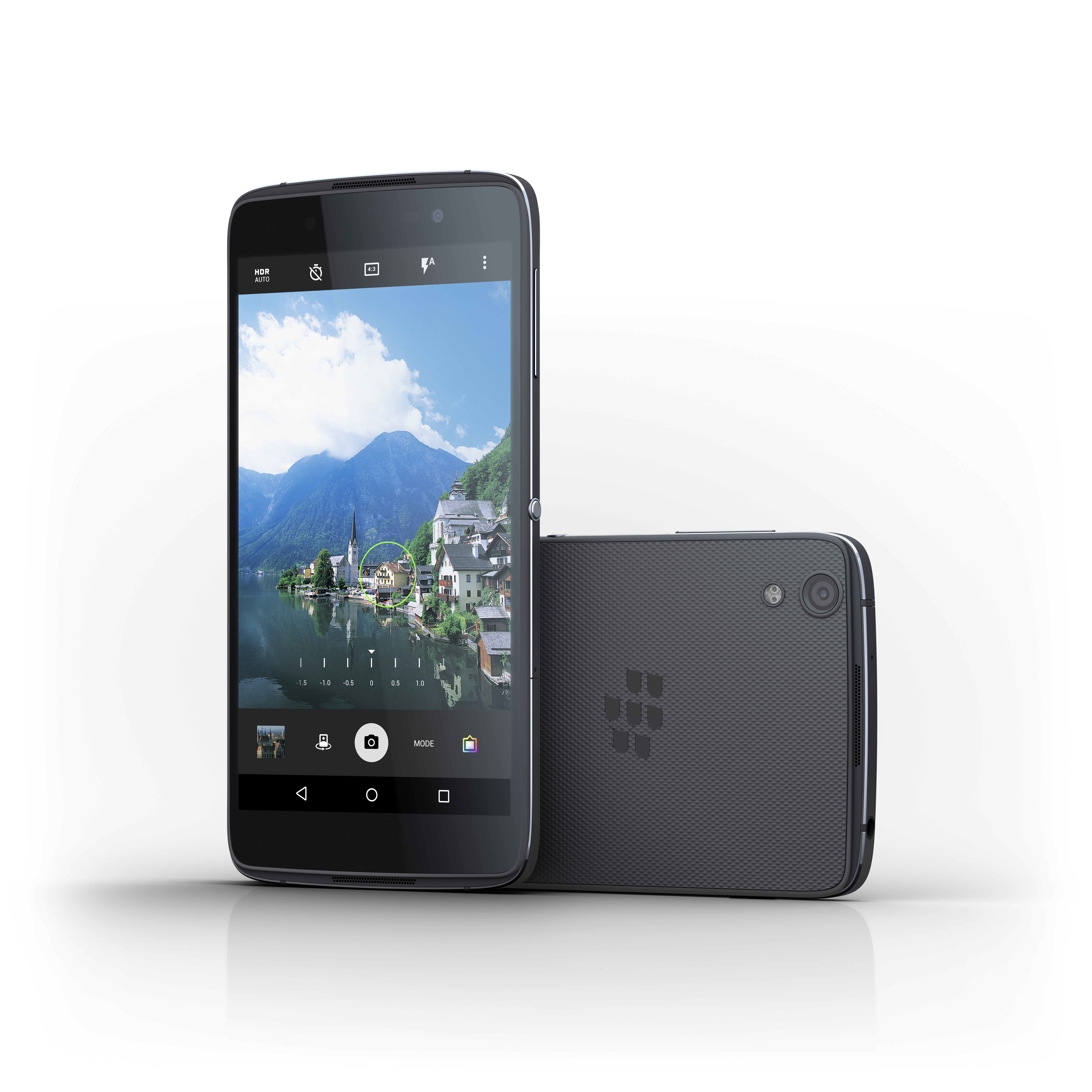 BlackBerry DTEK50 is the 'world's most secure Android