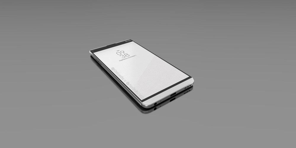 LG V20 Render