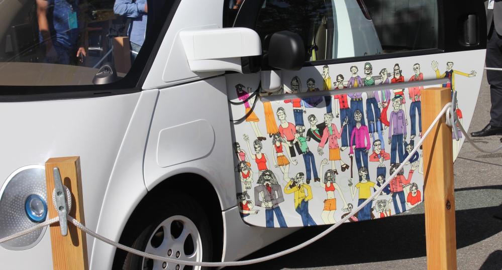 self-driving car wa