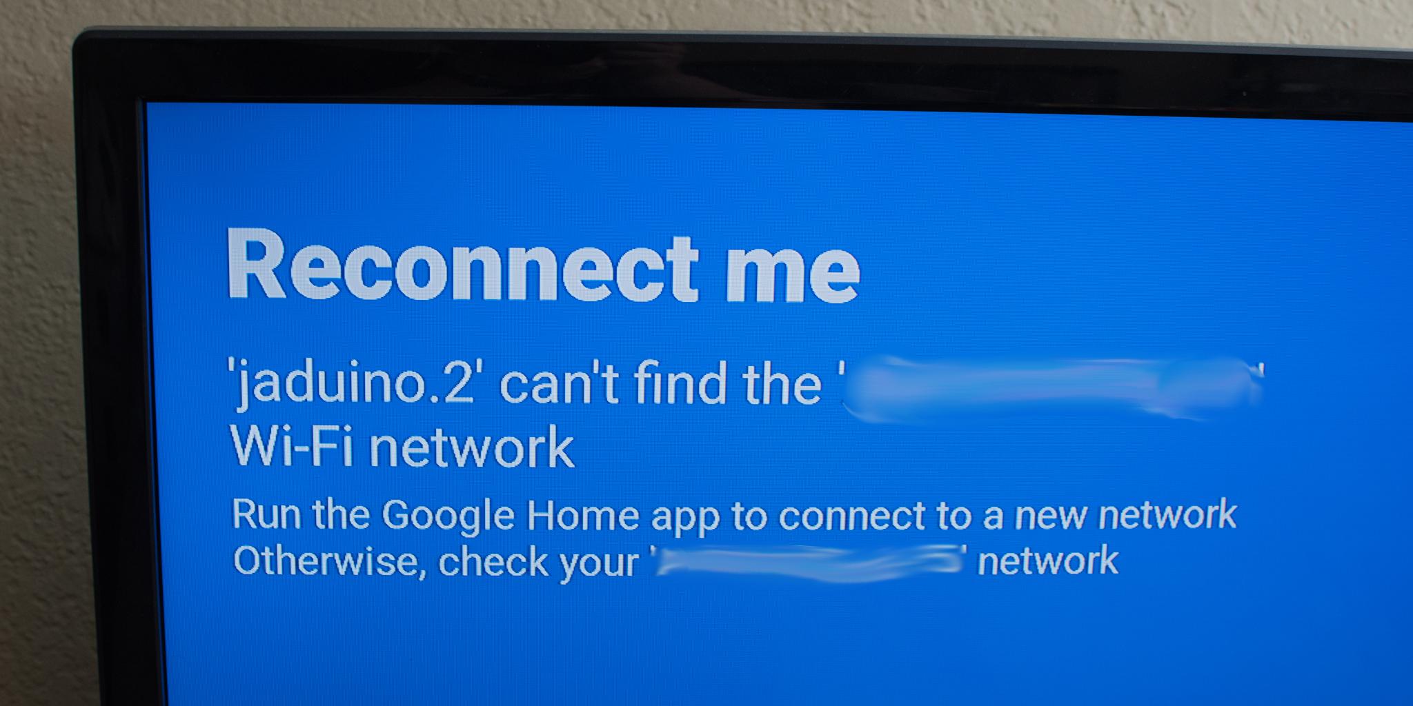 Chromecast Preview Google Home