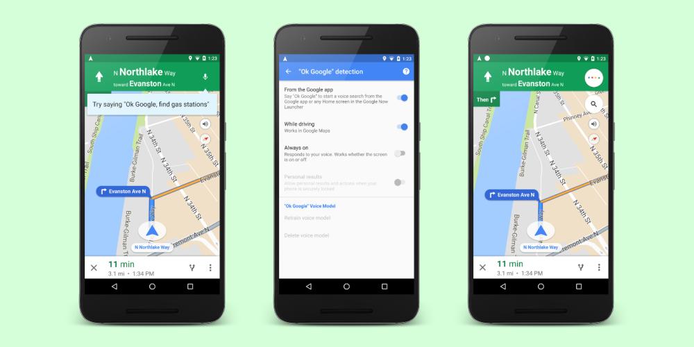 google-maps-voice-commands