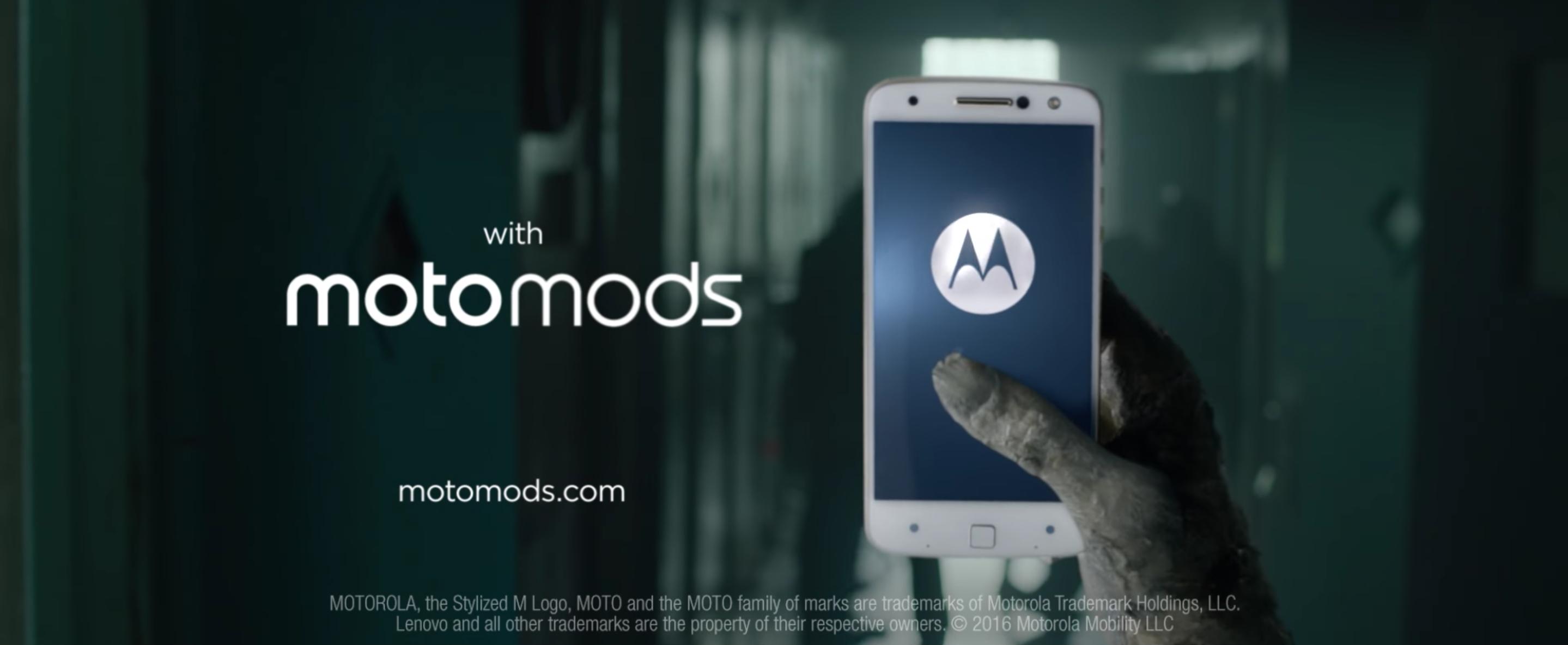 Moto Mods Commercial
