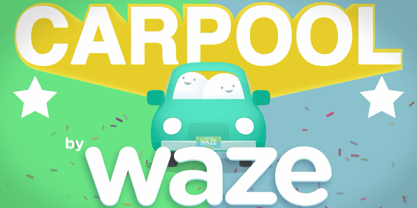 Waze Carpoolers can now pay their driver for rides directly