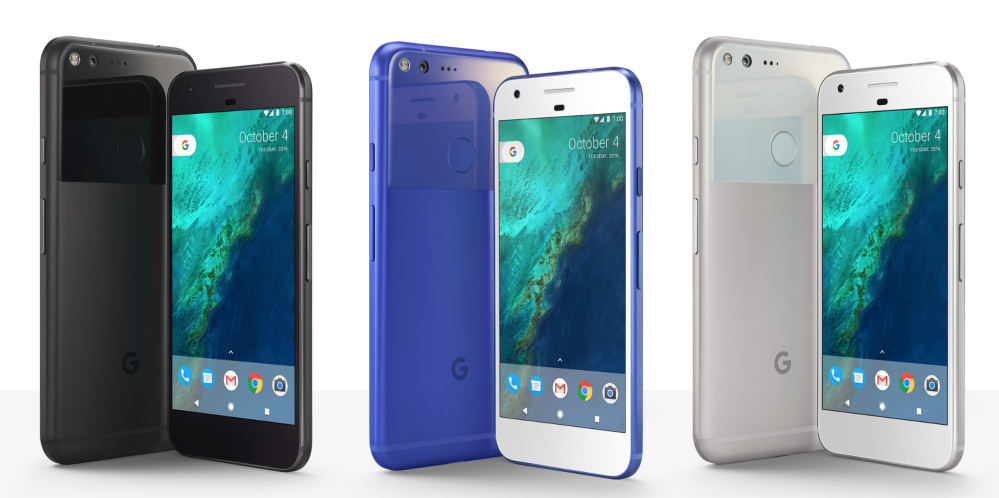 google-pixel-all-colors