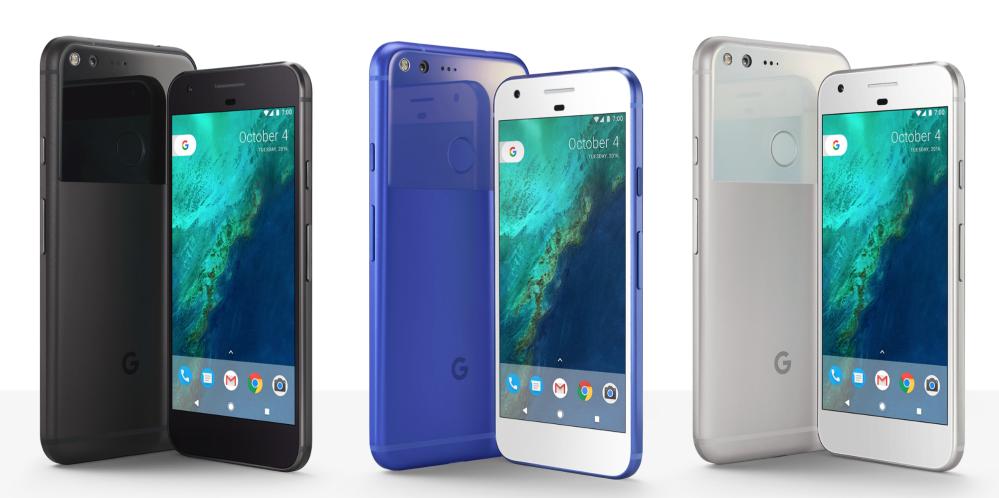 google-pixel-all-colors