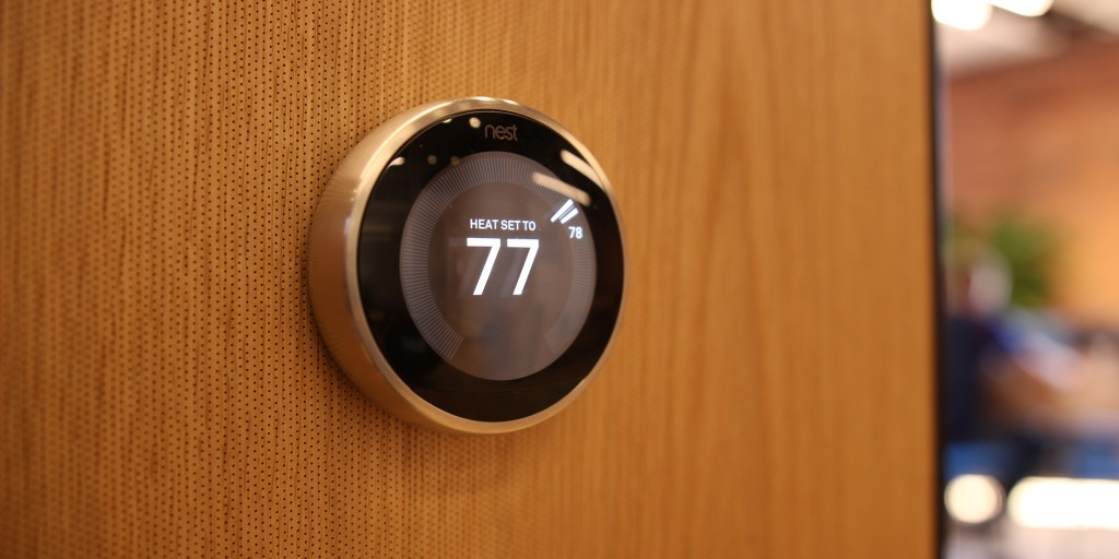 Leaked Image Reveals New Nest Thermostat W First
