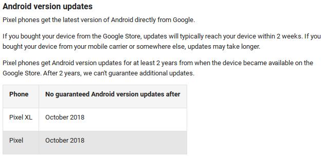 pixel-software-update