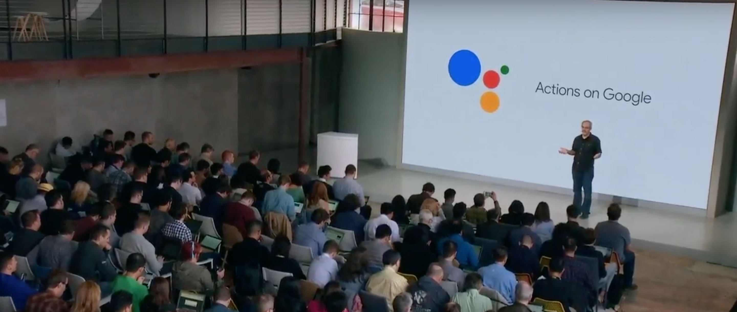 Google Assistant Actions on Google