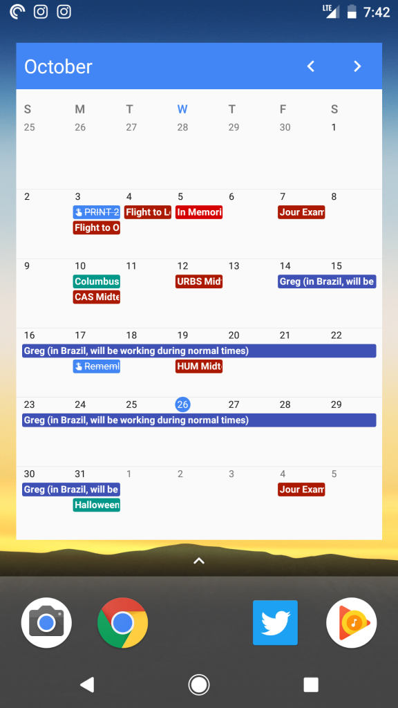 google-calendar-month-widget