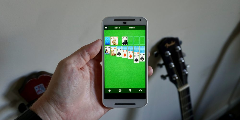 Microsoft Solitaire Android