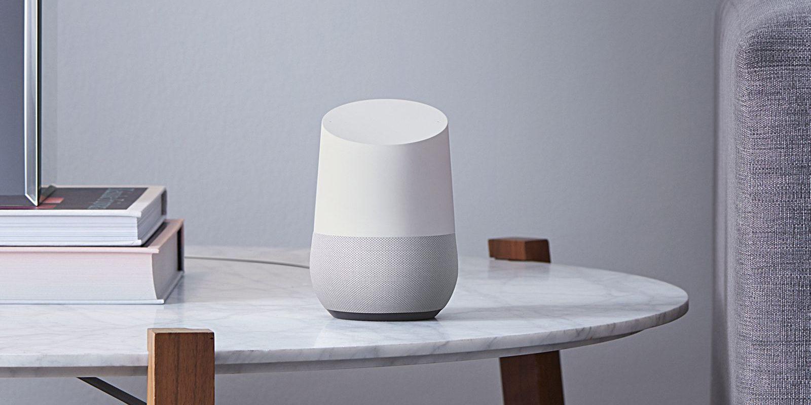 Google Home 9to5google