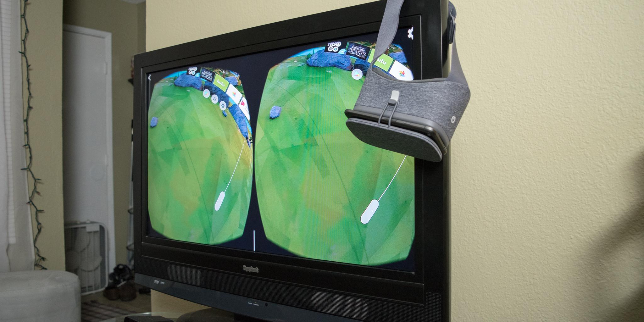 Daydream Mirror TV