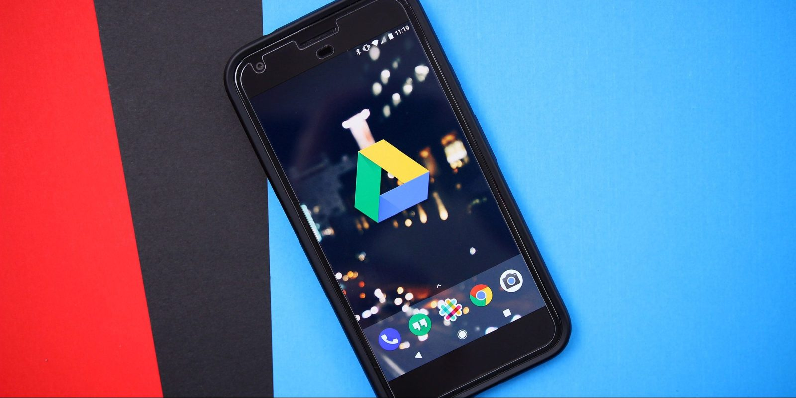 The next version of Android will allow manual Google Drive backups