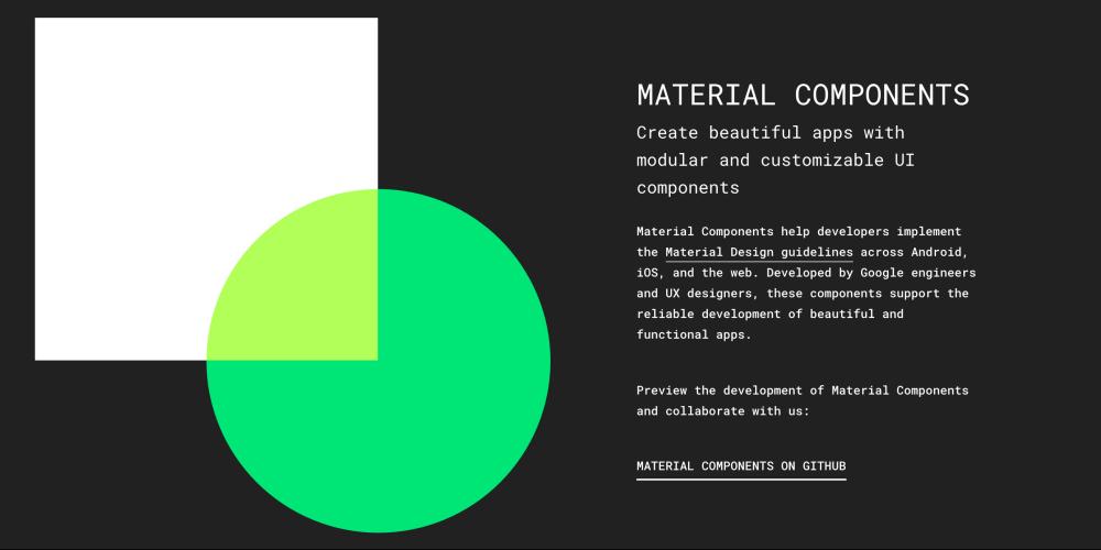 material-design-components