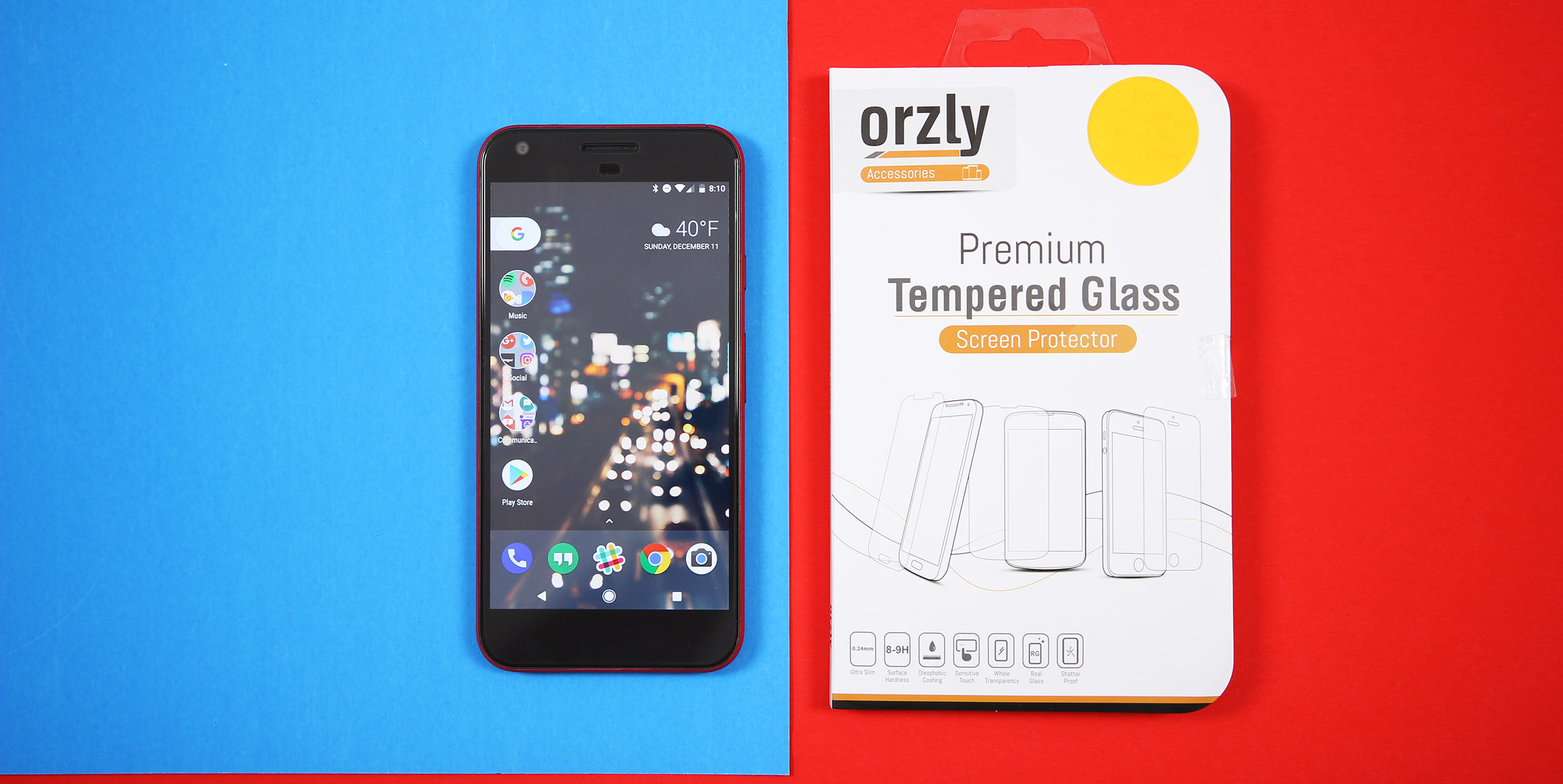 pretty nice 26d1a 0bf81 Hands-on: This is the best tempered glass screen protector I've ...