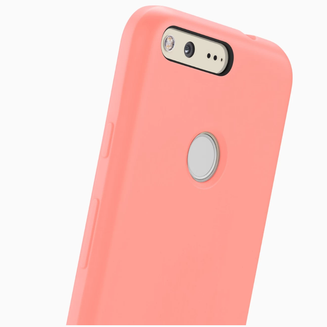 new arrivals d376e 9a7d8 Google's silicone Pixel, Pixel XL cases are now available in Blue ...