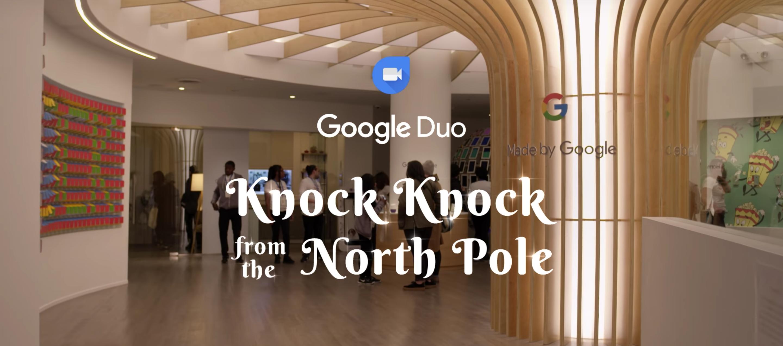 Holidays Google Duo