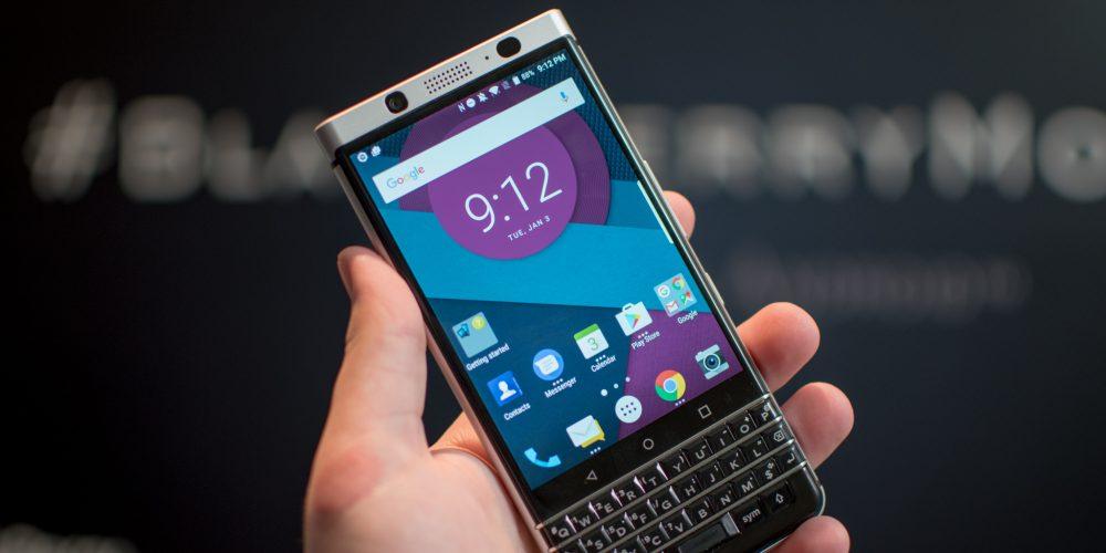Blackberry Mercury Front