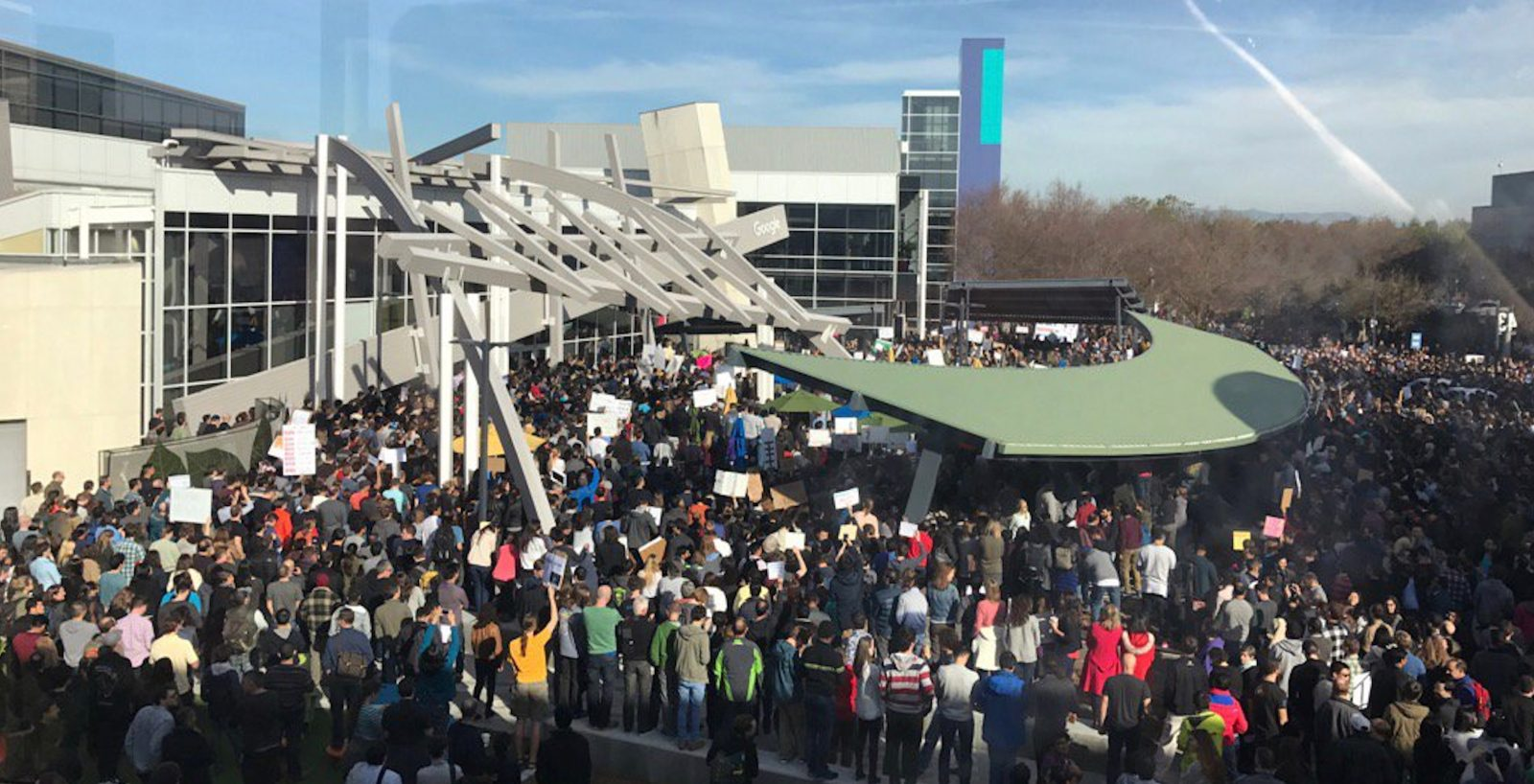 Employee who helped lead 'Google Walkout for Change' protests to leave company