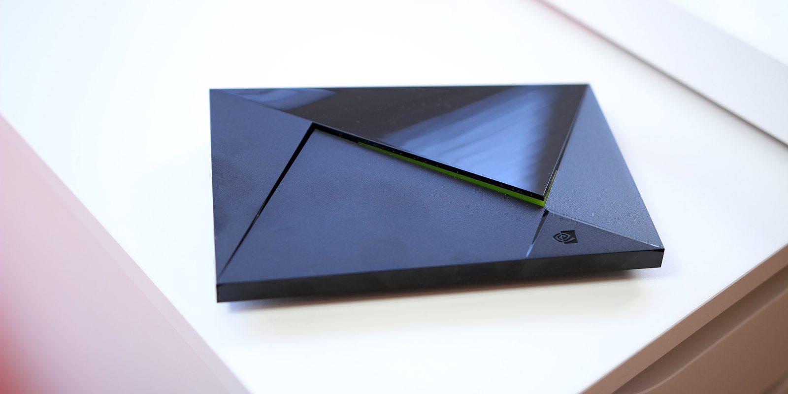 Nvidia Shield TV update brings back Share menu, adds 120Hz