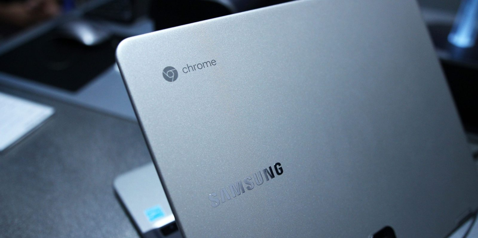 Samsung is reportedly building a Chromebook with a
