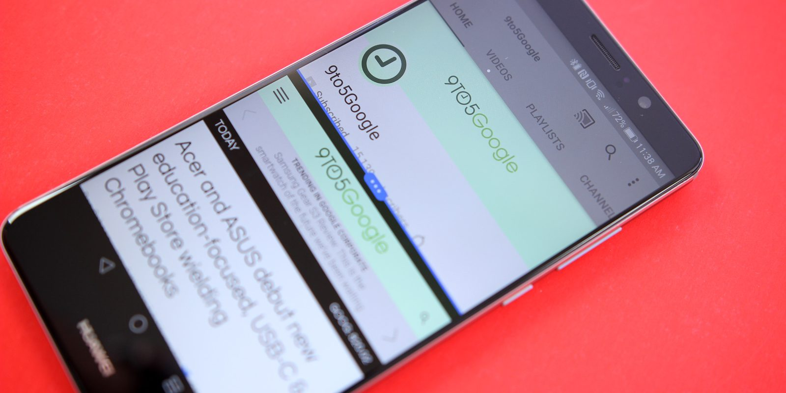 Android apps in split-screen soon won't pause thanks to 'Multi