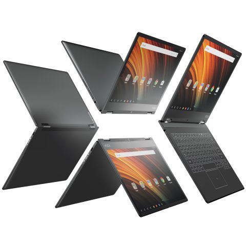 Unannounced Lenovo Yoga Book 'A12' pops up on Amazon for