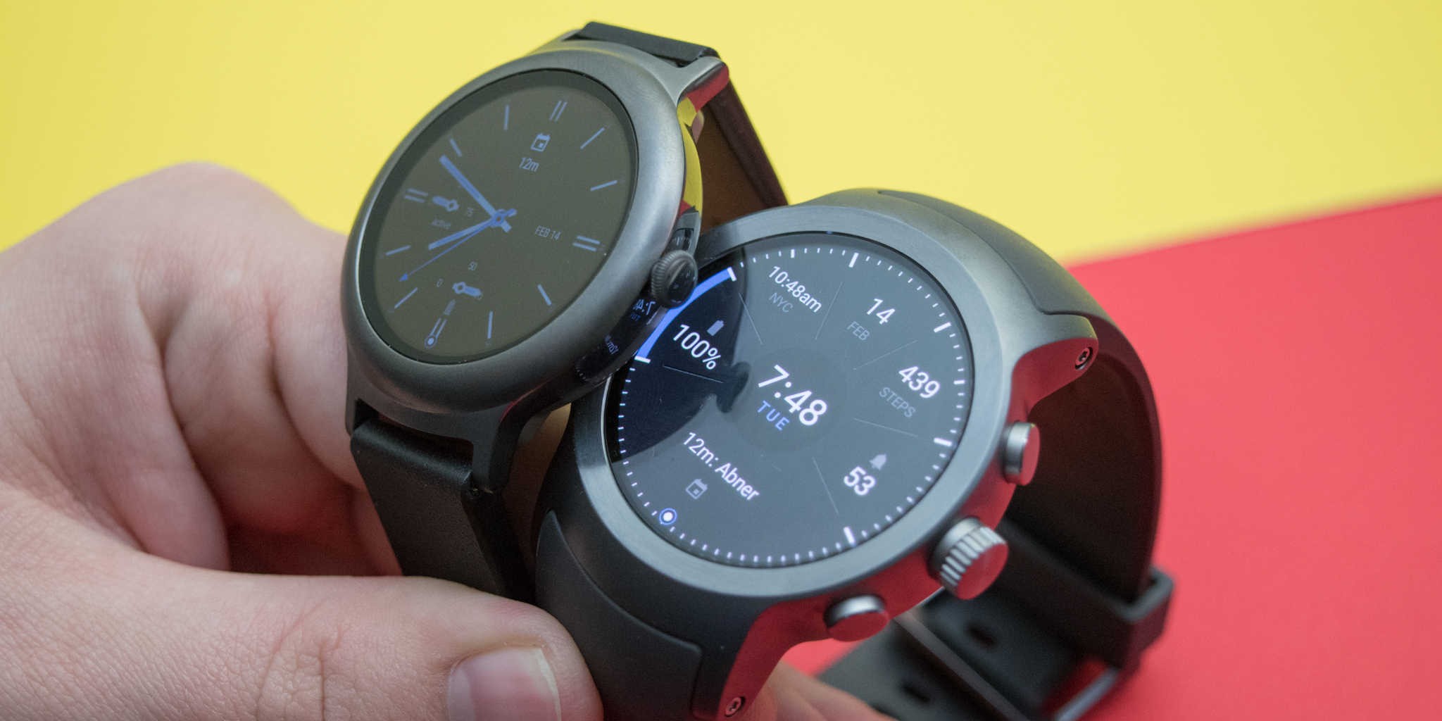 Opinion: Samsung and Fitbit's latest wearables will give Android Wear a run for its money