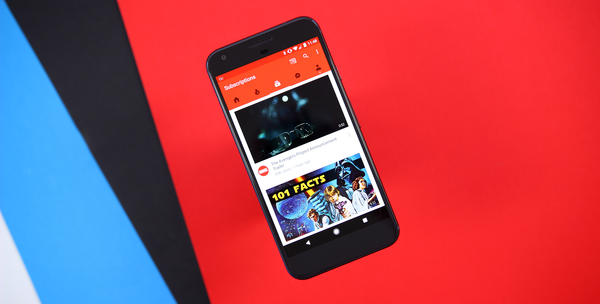 Google is testing speed controls for video playback in the YouTube Android app