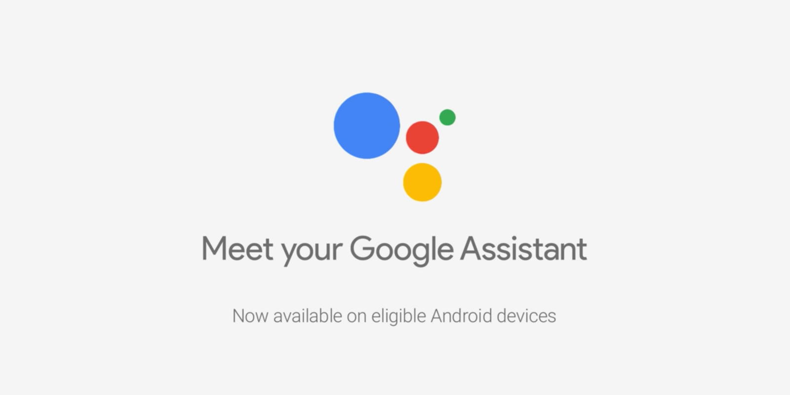 The male Google Assistant voice is now live, here's how to switch