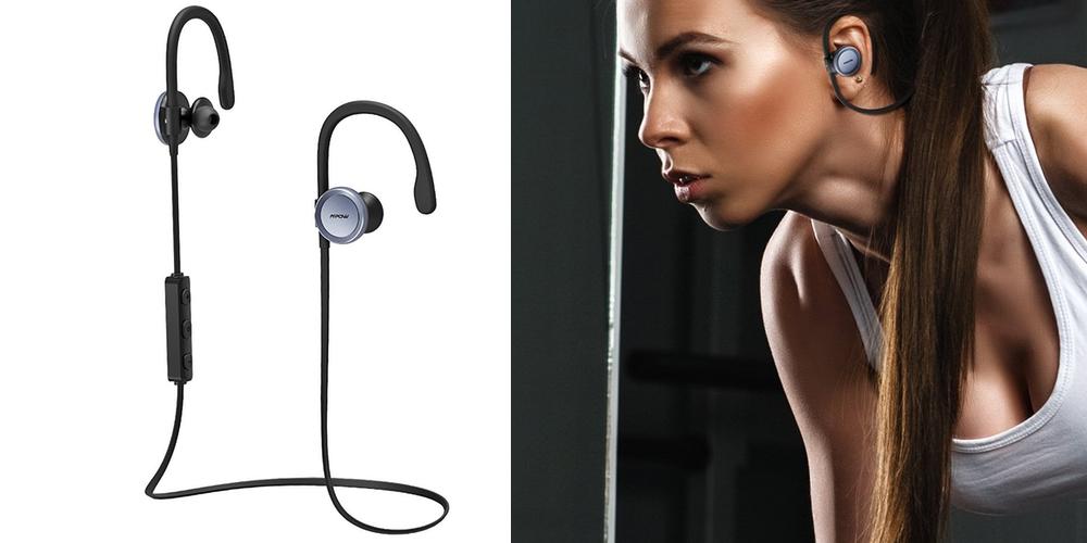 mpow-v4-1-bluetooth-headphones-wireless-sport-earbuds-w-modable-earhook-noise-cancelling-sweatproof