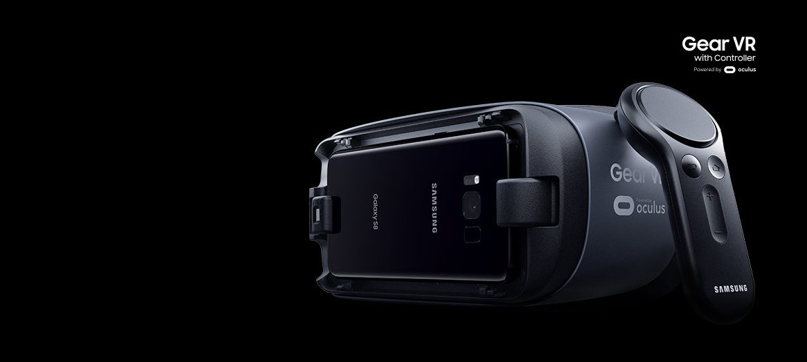Samsung Gear VR's Oculus app gets support for Chromecast