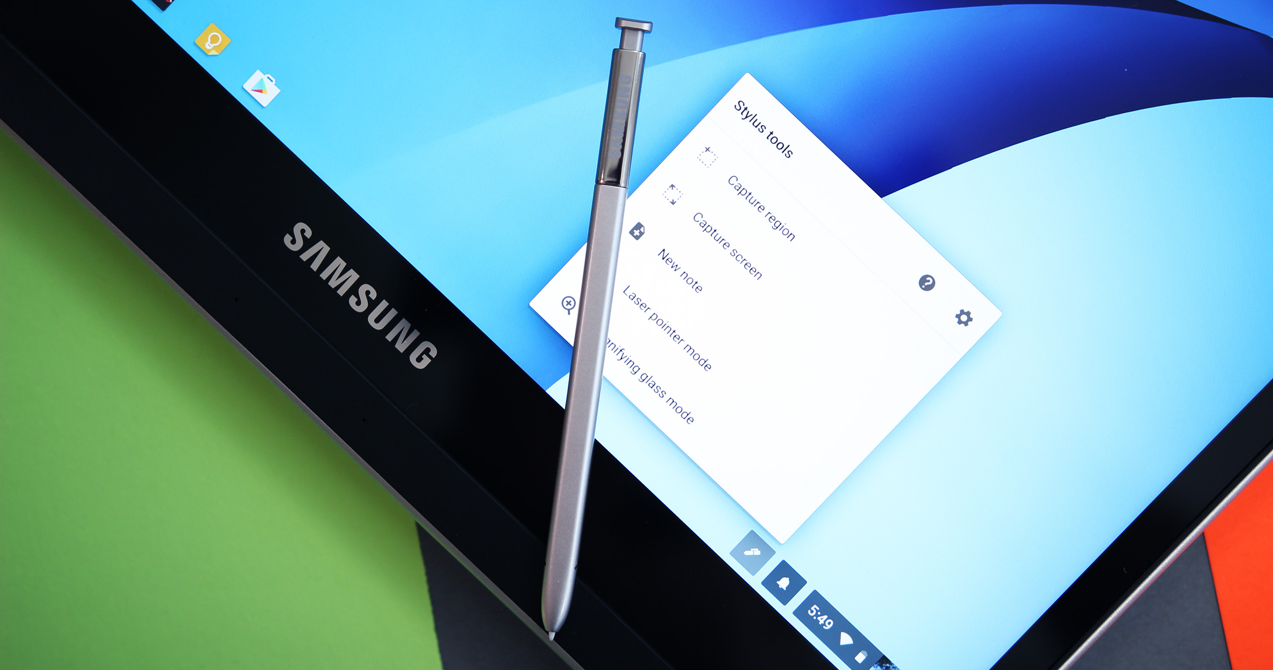 Review: Samsung Chromebook Plus has a display and build