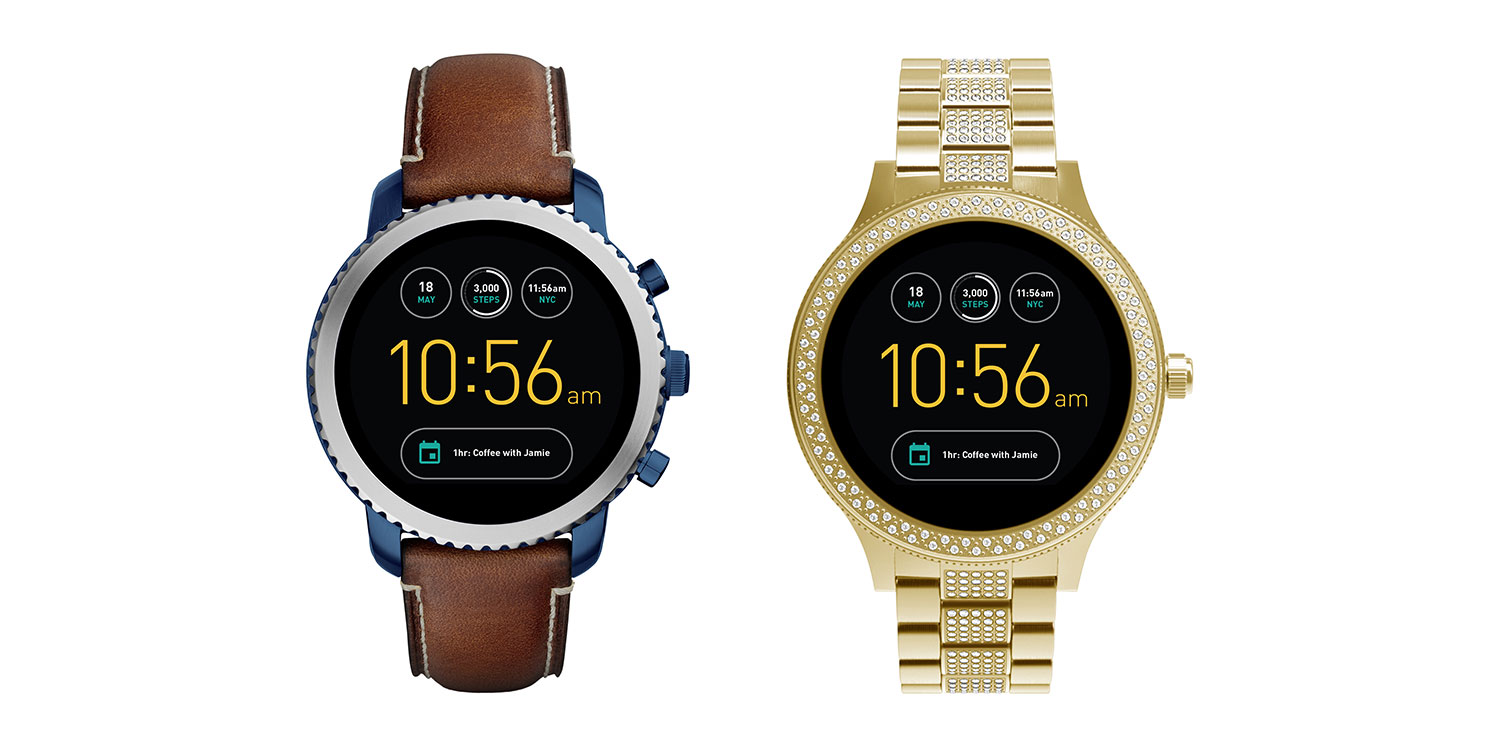 fossil q support