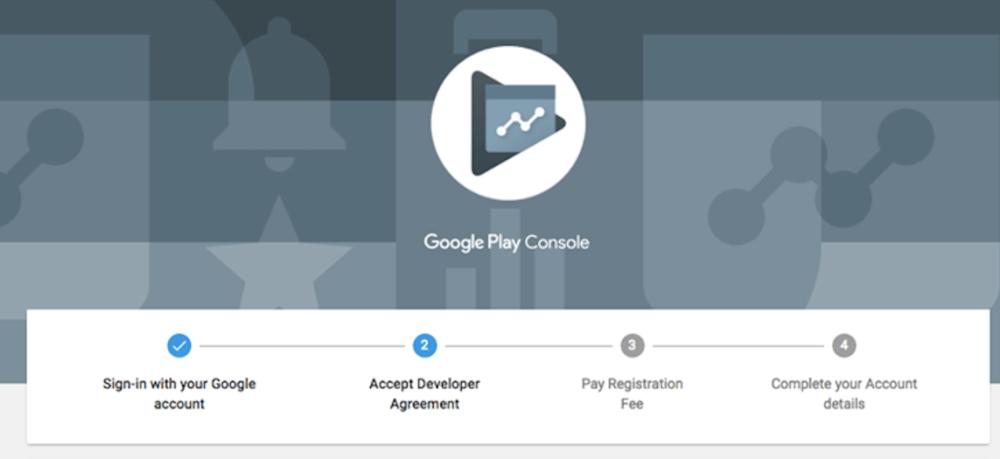 Console google play
