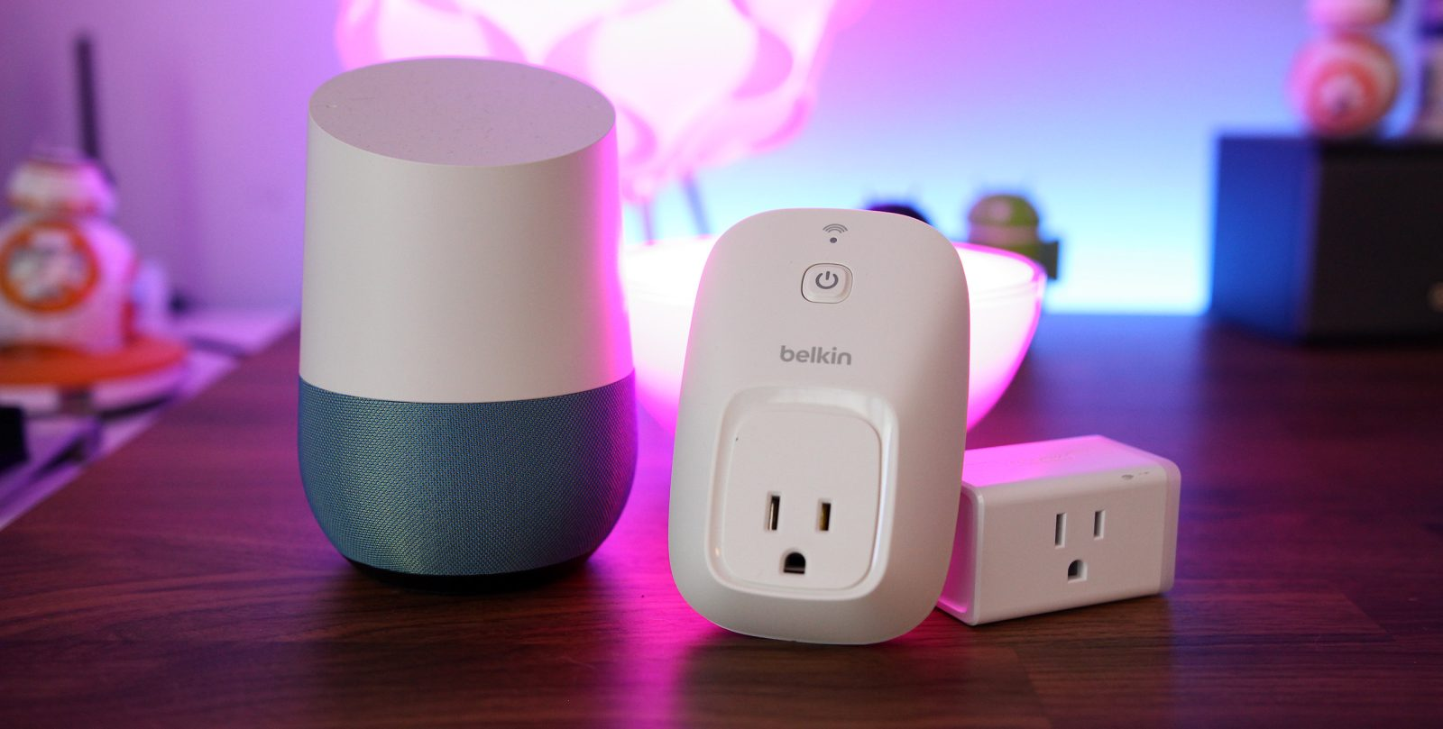 google says assistant now works with 5 000 different smart home devices across every major brand. Black Bedroom Furniture Sets. Home Design Ideas