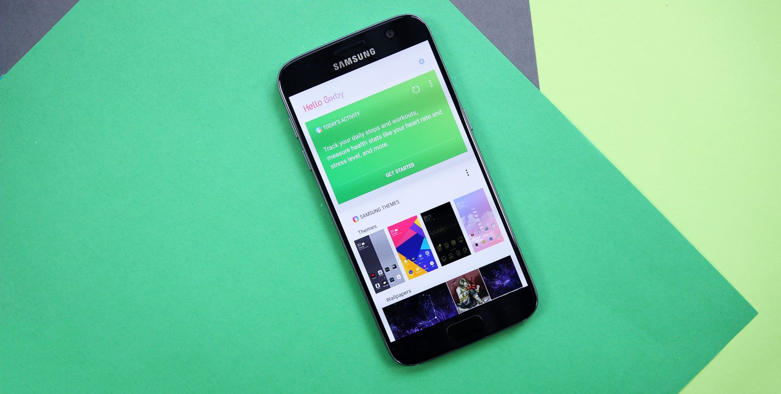 Samsung Galaxy S7 now receiving October 2019 security patch