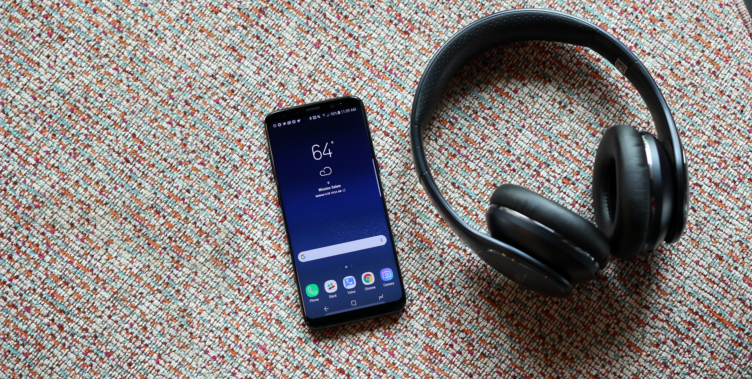 Galaxy S8, S8+ update rolls out w/ July patch, QR scanner
