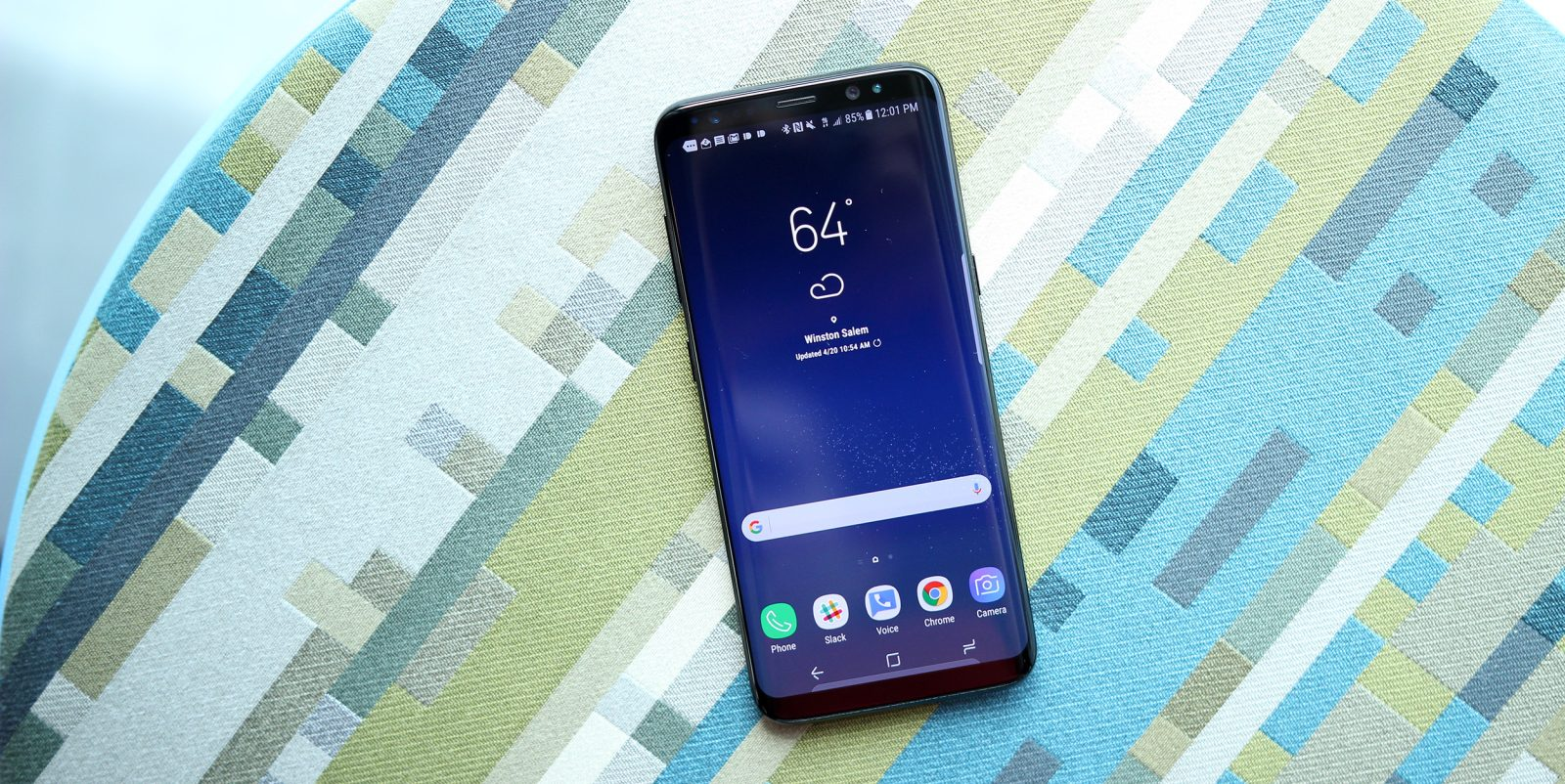 Android Pie for Sprint Galaxy S8 and S8+ rolling out now
