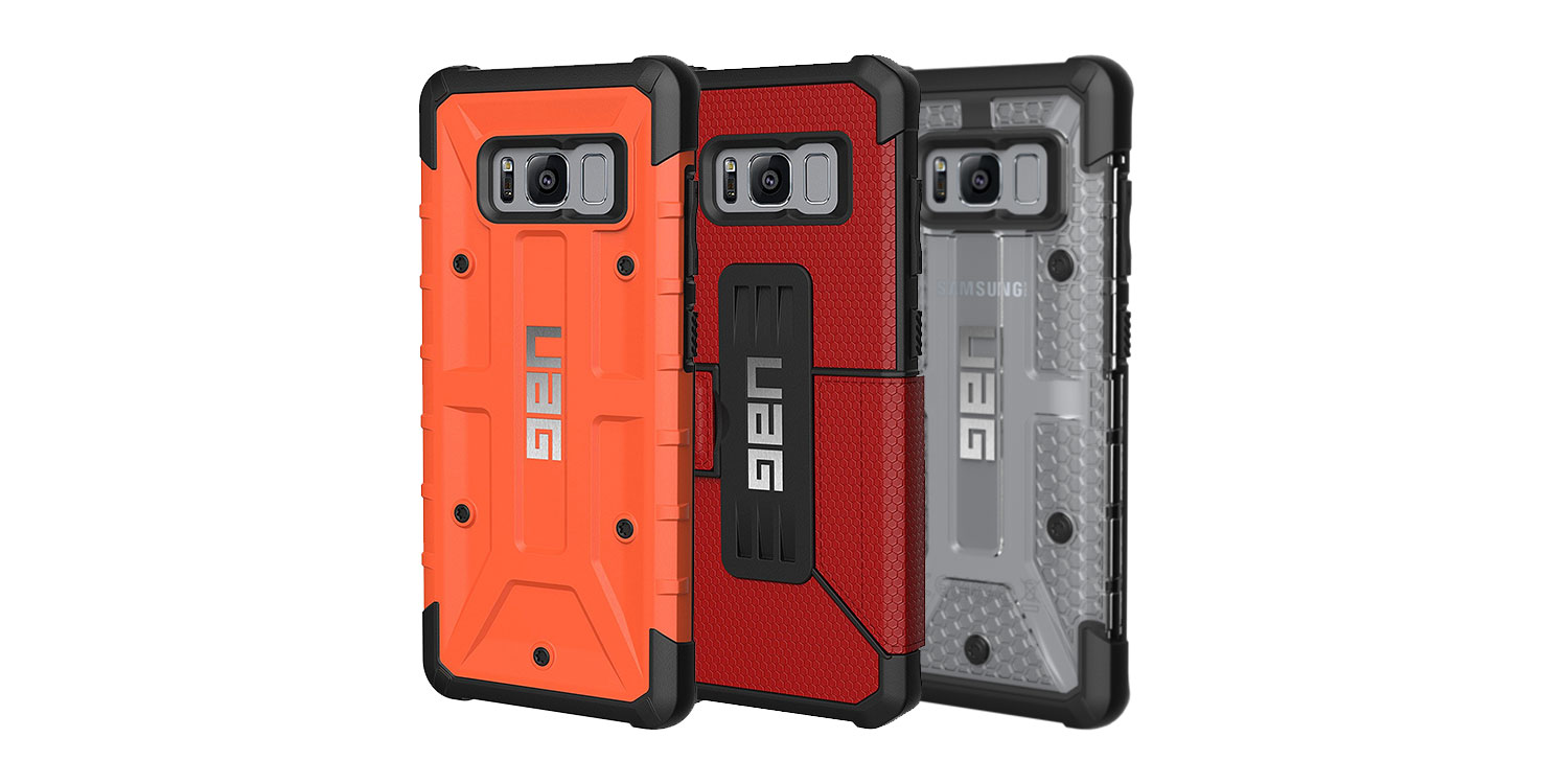 UAG Samsung Galaxy S8 Cases